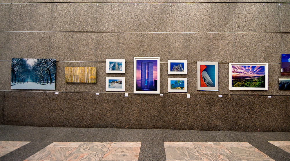 """Jake Rajs Exhibition """"Notes From America"""" ,Conde Nast Building, NYC, January 7- February  23rd 2011"""