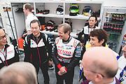 Pascal Vasselon, Technical Director<br /> TOYOTA GAZOO  Racing. <br /> Le Mans 24 Hours Race, 11th to 17th June 2018<br /> Circuit de la Sarthe, Le Mans, France.