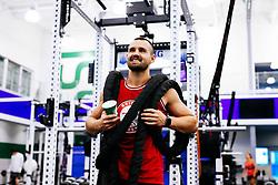 Bailey Wright of Bristol City during the afternoon gym session - Rogan/JMP - 15/07/2019 - IMG Academy, Bradenton - Florida, USA - Bristol City Pre-Season Tour Day 5.