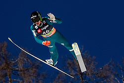 Peter Prevc (SLO) during the Trial Round of the Ski Flying Hill Individual Competition at Day 1 of FIS Ski Jumping World Cup Final 2019, on March 21, 2019 in Planica, Slovenia. Photo by Matic Ritonja / Sportida
