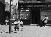 Chinese Restaurant, Limehouse, London, 1934