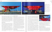 Article de couverture dans Canadian Architect de l'Amphithéâtre Cogéco de Trois-Rivières - Architecte concepteur : Paul Laurendeau - Photographie principal © Marc Gibert / adecom.ca