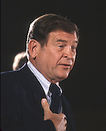 Dan Rostenkowski in 1986..Photograph by Dennis Brack bb32