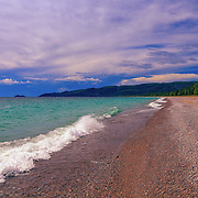 """""""On Pebbled Beaches 6""""<br /> <br /> Enjoy the amazing colors on the beaches of Lake Superior in Ontario, Canada!"""