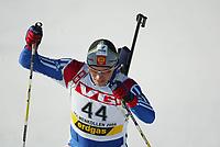 Skiskyting, 11. mars 2004, Verdenscup, Holmenkollen Oslo, Sergei Konovalov, Russland