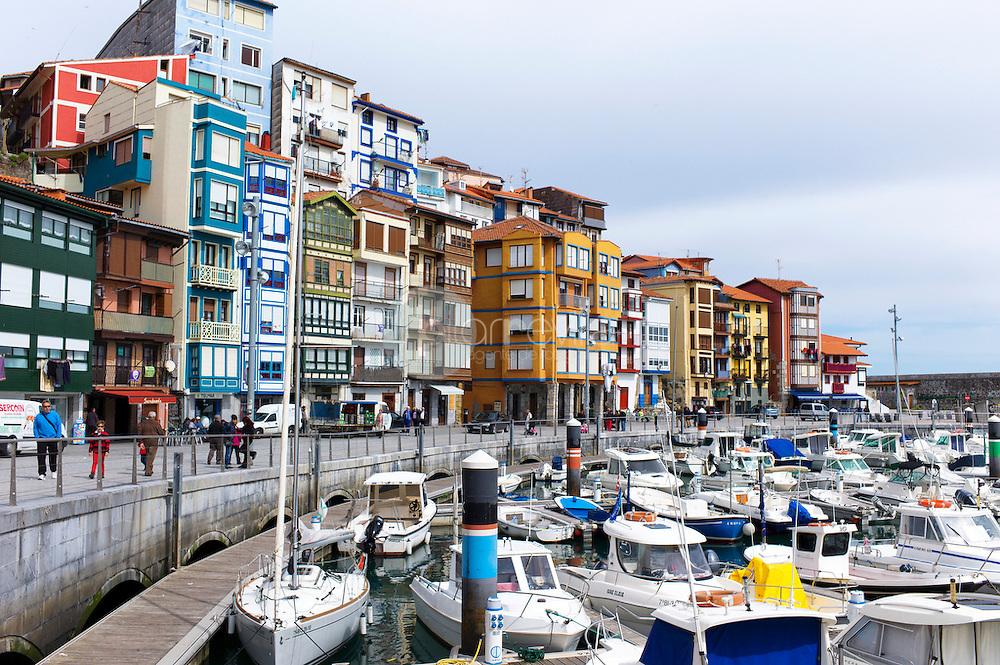 Puerto de Bermeo, Bizkaia, Euskadi. Pais Vasco © / PILAR REVILLA ©Country Sessions / PILAR REVILLA
