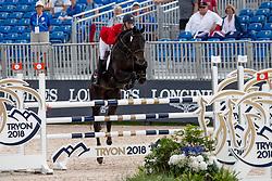 Attinger Patrizia, SUI, Hilton P<br /> World Equestrian Games - Tryon 2018<br /> © Hippo Foto - Dirk Caremans<br /> 17/09/2018