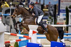 WERNKE Jan (GER), Queen Mary<br /> VEOLIA Championat<br /> Int. jumping competition with 1 jump-off (1.50 m) - CSI3*<br /> Comp. counts for the LONGINES Rankings<br /> Braunschweig - Classico 2020<br /> 07. März 2020<br /> © www.sportfotos-lafrentz.de/Stefan Lafrentz