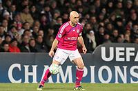FOOTBALL - UEFA CHAMPIONS LEAGUE 2011/2012 - 1/8 FINAL - 1ST LEG - OLYMPIQUE LYONNAIS v APOEL FC - 14/02/2012 - PHOTO EDDY LEMAISTRE / DPPI - CRIS (OL)