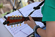 String Bean Folk Orchestra concert at 2011 Tucson Folk Festival.