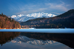 Hechtsee is a lake of Tyrol, Austria
