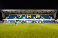 Cold Blow Land Stand before the Sky Bet League 1 match at The Den, London<br /> Picture by Richard Brooks/Focus Images Ltd 07947656233<br /> 21/02/2017