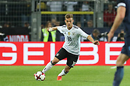 Joshua Kimmich of Germany during the International Friendly match between Germany and England at Signal Iduna Park, Dortmund, Germany on 22 March 2017. Photo by Phil Duncan.