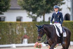 Ebbeling Benjamin, USA, Illuster van de Kampert<br /> CHIO Aachen 2021<br /> © Hippo Foto - Sharon Vandeput<br /> 17/09/21