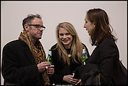 JESSICA BARKER; LAURA HARRIS, Hypernova: Marius Bercea. Blain Southern. Hanover Sq. London. 27 March 2014.