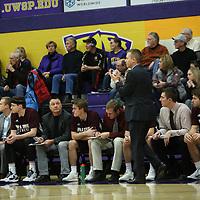 Men's Basketball: University of Wisconsin-Stevens Point Pointers vs. University of Wisconsin, La Crosse Eagles