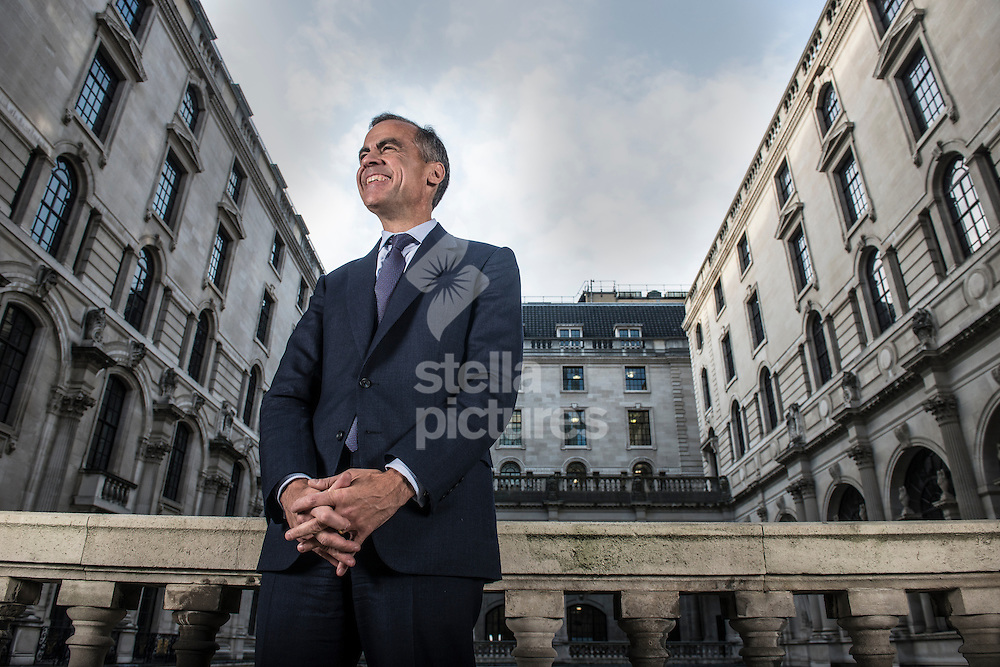 Governor of the Bank of England, Mark Carney.<br /> Picture by Daniel Hambury/Stella Pictures Ltd +44 7813 022858<br /> 11/12/2014