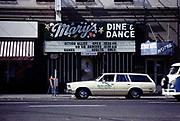 CS02008. Mary's Club, 129 SW Broadway, September 1981