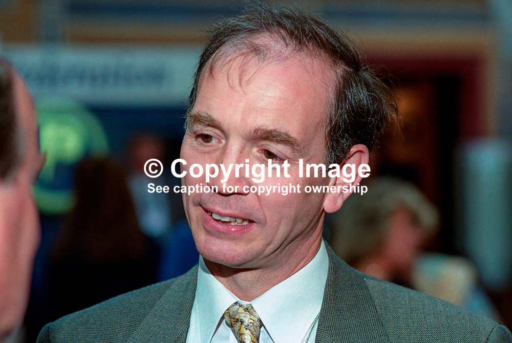 Dr Bob Spink, MP, Conservative Party, UK, 199510184.<br /> <br /> Copyright Image from Victor Patterson, Belfast, UK<br /> <br /> t: +44 28 9066 1296 (from Rep of Ireland 048 9066 1296)<br /> m: +44 7802 353836<br /> e: victorpattersonbelfast@gmail.com<br /> <br /> www.images4media.com<br /> <br /> Please see my full Terms and Conditions of Use at https://www.images4media.com/p/terms-conditions - it is IMPORTANT that you familiarise yourself with them.<br /> <br /> Images used online incur an additional cost. This cost should be agreed in writing in advance. Online images must be visibly watermarked i.e. © Victor Patterson or that of the named photographer within the body of the image. The original metadata must not be deleted from images used online.<br /> <br /> This image is only available for the use of the download recipient i.e. television station, newspaper, magazine, book publisher, etc, and must not be passed on to a third party. It is also downloaded on condition that each and every usage is notified within 7 days to victorpattersonbelfast@gmail.com.<br /> <br /> The right of Victor Patterson (or the named photographer) to be identified as the author is asserted in accordance with The Copyright Designs And Patents Act (1988). All moral rights are asserted.