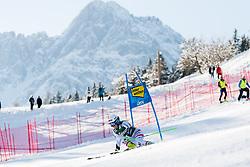 29.12.2017, Hochstein, Lienz, AUT, FIS Weltcup Ski Alpin, Lienz, Riesenslalom, Damen, 1. Lauf, im Bild Eva-Maria Brem (AUT) // Eva-Maria Brem of Austria in action during her 1st run of ladie's Giant Slalom of FIS ski alpine world cup at the Hochstein in Lienz, Austria on 2017/12/29. EXPA Pictures © 2017, PhotoCredit: EXPA/ Michael Gruber