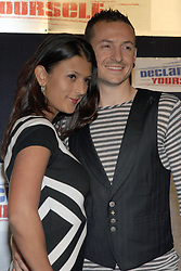 Sep 27, 2007 - Beverly Hills, CA, USA - CHESTER BENNINGTON of Linkin Park and wife TALINDA BENNINGTO at the Hollywood Celebrates 18 Declare Yourself event. The Declare Yourself campaign focuses on getting young Americans to register to vote for the 2008 elections. (Credit Image: © Marianna Day Massey/ZUMA Press)