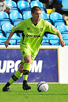Fotball<br /> England<br /> Foto: Colorsport/Digitalsport<br /> NORWAY ONLY<br /> <br /> Coca Cola League one Carlisle United vs Tranmere Rovers at Brunton Park. Gareth Edds (Tranmere Rovers)<br /> 05/09/2009.