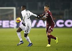 December 15, 2018 - Turin, Italy - Blaise Matuidi during Serie A match between Torino v Juventus, in Turin, on December 15, 2016  (Credit Image: © Loris Roselli/NurPhoto via ZUMA Press)