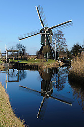 Molen in rouw
