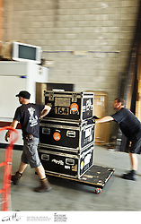 Crew of the New Zealand International Arts Festival prepare venues around Wellington for the impending arrival of artists from around the world for a 24-day festival of theatre, dance, opera, music and more.