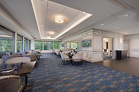 Interior image of he Flat Creek Country Club in Atlanta Georgia by Jeffrey Sauers of Commercial Photographics, Architectural Photo Artistry in Washington DC, Virginia to Florida and PA to New England