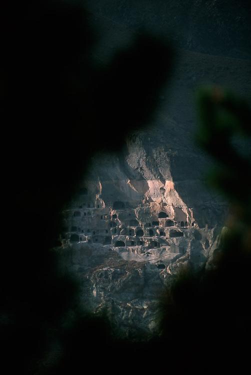 Vardzia Cave Monastery, The Country of Georgia