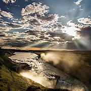 Geysir region, Iceland by Thomas Campbell