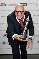 December 10, 2016 - Wroclaw, Lower Silesian, Deutschland - Gianfranco Rosi attends the 29th European Film Awards 2016 at the National Forum of Music on December 10,2016 in Wroclaw, Poland. (Credit Image: © Future-Image via ZUMA Press)