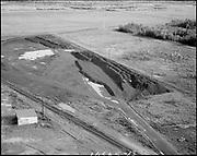 "Ackroyd 16965-13 ""Oregon Steel Mills. Aerials & ground photos. Rivergate. October 23, 1970."""