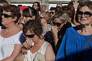 79 people have died andd 134 are injured after atrain who was covering the Madrid-A Coruña way have crashed near Santiago de Compostela(Spain) on 24 of July of 2013. (Josu Trueba Leiva/Bostok photo)