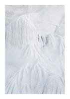 Ghostlike sandstone formations, Wahweap Hoodoos, Grand Staircase Escalante National Monument Utah