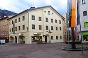 Austria, Tyrol, Schwaz Town centre