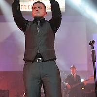 Plan B (aka Ben Drew) performing live at the O2 Apollo, Manchester, 2011-03-02