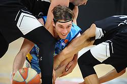 Luka Vončina of Primorska during basketball match between KK Partizan NIS and KK Koper Primorska in 13th Round of ABA League 2019/20, on December 29, 2019 in Belgrade Stark Arena, Belgrade, Serbia. Photo by Nebojsa Parausic / Sportida