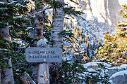 We continued on to Emerald Lake, situated up close to the mountains.