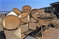 Baskets For Sale At Market