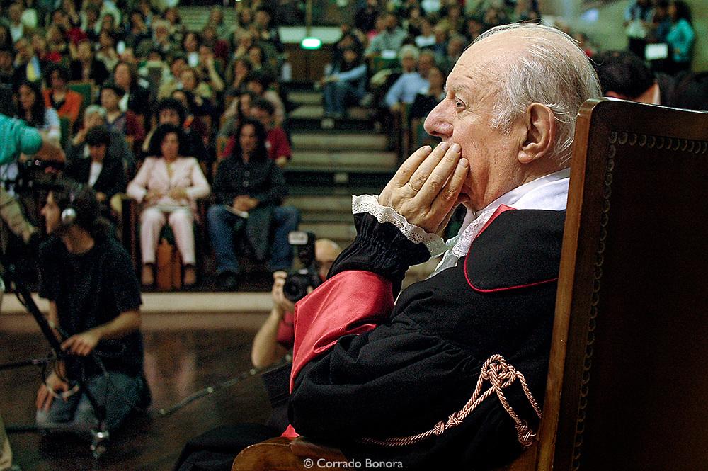 Dario Fo. Laurea honoris causa, La Sapienza Roma