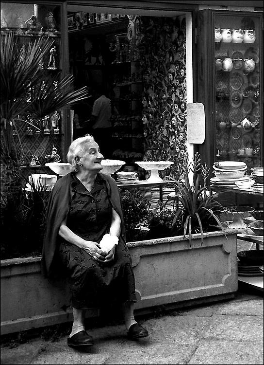 Sorrento, Italy / Catalog #303