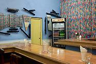 Cafeteria Bar Polar in Manzanillo, Granma Province, Cuba.