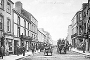 A picture of Main Street Killarney taken circa 1900.<br /> Picture from the macmonagle collection