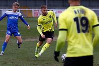 Harvey Gilmour. Eastleigh FC 1-0 Stockport County FC. Vanarama National League. Silverlake Stadium. 20.02.21