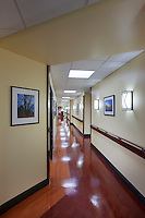 Baltimore area interior image of the Milton J Dance Center at GBMC Hospital by Jeffrey Sauers of Commercial Photographics, Architectural Photo Artistry in Washington DC, Virginia to Florida and PA to New England