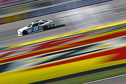 March 2, 2018 - Las Vegas, Nevada, United States of America - March 02, 2018 - Las Vegas, Nevada, USA: Tyler Reddick (9)  brings his race car down the front stretch during practice for the Boyd Gaming 300 at Las Vegas Motor Speedway in Las Vegas, Nevada. (Credit Image: © Chris Owens Asp Inc/ASP via ZUMA Wire)