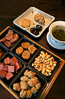 Chinese teahouse snacks are often the highlight of any visit to a Chinese teahouse; some would say the snacks are nicer than the tea itself.