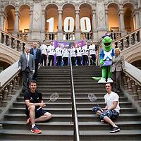 Badminton Scotland 100 Days To Go